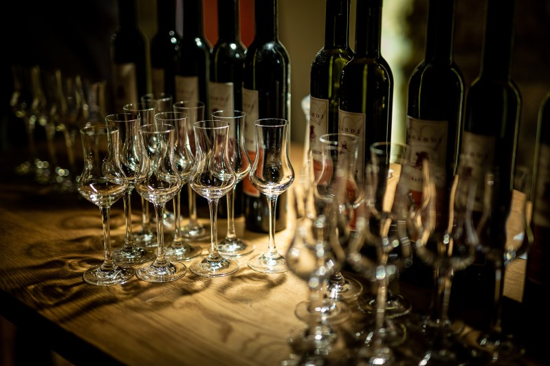 Wine or Palinka Tasting Tour