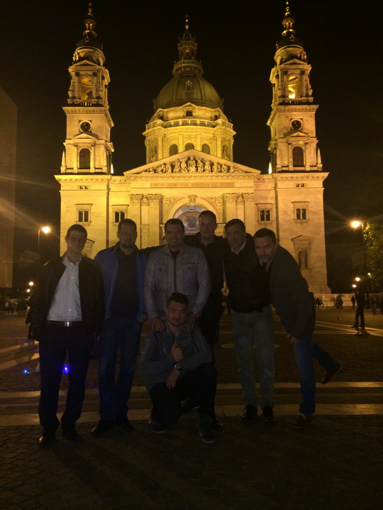 Party Tour in Budapest